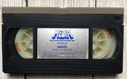 Angel 1982 VHS tape