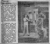 Plaza Sésamo (Missing Abelardo and Paco era of Mexican Sesame Street co-production; 1972-1980)