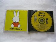 Miffy Songs (ABC For Kids Exclusive CD) open case view