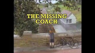 Thomas The Tank Engine & Friends - The Missing Coach - Pilot Footage