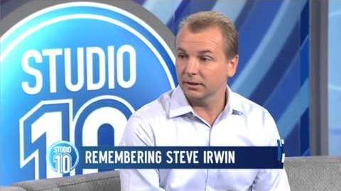 Steve Irwin's last words -- Interview with his underwater Cameraman Part 1