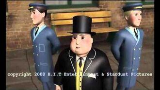 Stardust Pictures UK, animation direction Thomas & Friends shortcut edit.mov