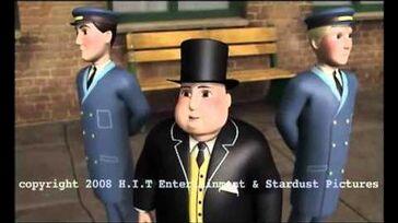 Stardust Pictures UK, animation direction Thomas & Friends shortcut edit