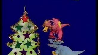 Dinah Saur Show - Christmas Episode 1978- 'Angel'