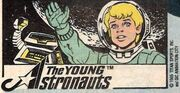 The young astronauts