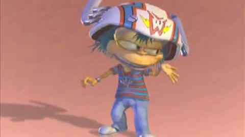 Animation Reel Dec 2002