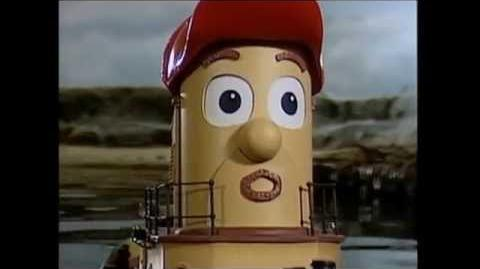 Theodore Tugboat 1x07 True Blue Friends