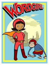 WordGirl (Original 2005 Pilot)