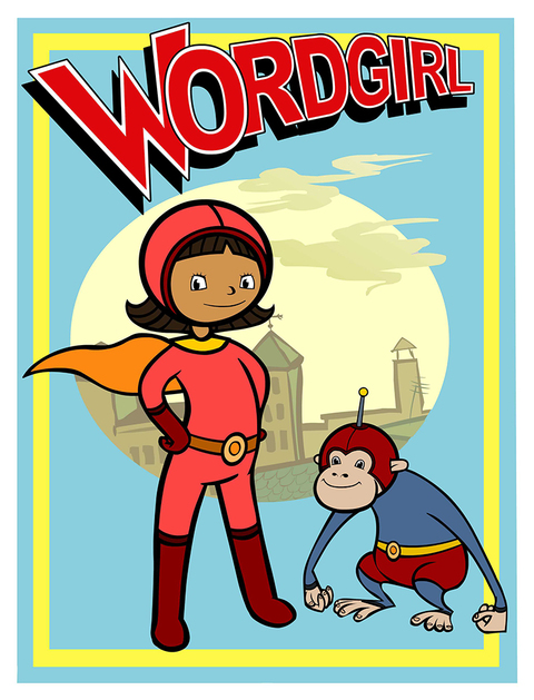wordgirl original 2005 pilot lost media archive fandom powered