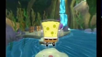 Sponge Bob early video game demo
