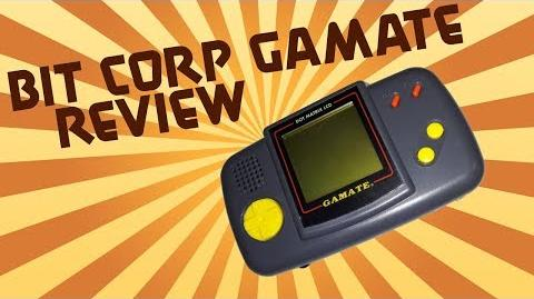 Bit Corp Gamate Review