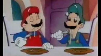 Intro Super Mario en Castellano