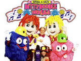 Lost Sheira & Loli's Dittydoodle Works PBS Kids Bumpers (WLIW 21)