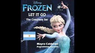 Frozen - Let It Go (Argentinian) -OST-
