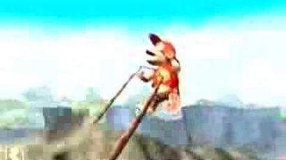 Donkey Kong Racing GameCube 2001 Tech Demo UNRELEASED!