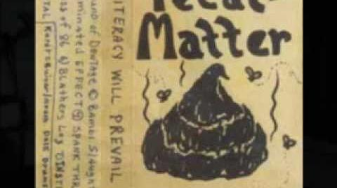 "Fecal Matter Album ""Illiteracy Will Prevail"" (1985 Kurt Cobain Project)"