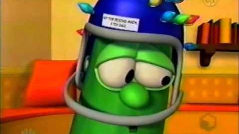 VeggieTales TV Scenes - Larry-Boy and the Rumor Weed