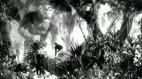 King Kong (Lost 1933 Movie Scenes; Existence Unconfirmed)