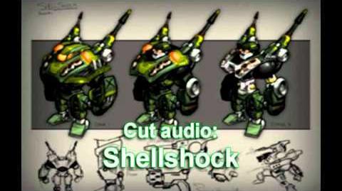 Ratchet: Deadlocked (deleted audio files; 2005)
