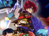 Battle B-Daman: Fire Spirits! (Missing English Dubbed Episodes)