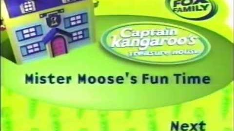 Mister Moose's Fun Time promo