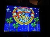 SegaSonic Bros. (1990's Formerly Lost Sonic Game)