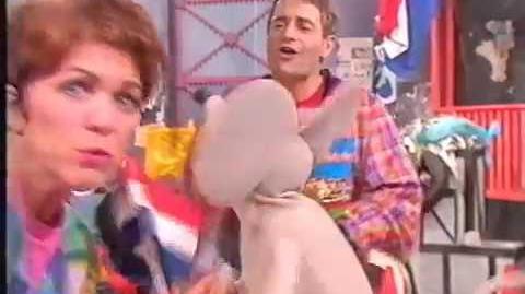 Sesamstraat - Sinterklaas 2x 1991
