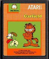 Garfield (Atari 2600 game, circa 1980's)