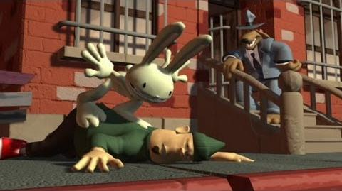 Sam & Max: Freelance Police (Cancelled 2002-2004 Point-and-Click Adventure Game)