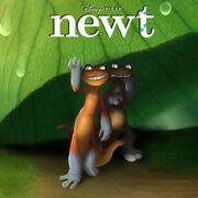 Newt by kinkachu-d4xl47c