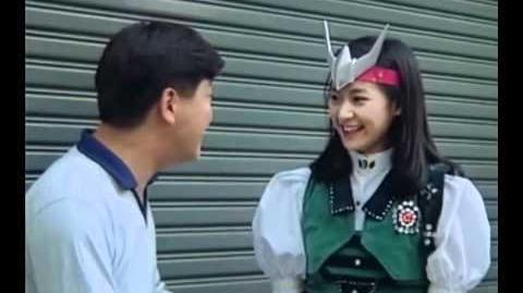 스파크맨 (1988) - 오로라 공주님의 재발견!!