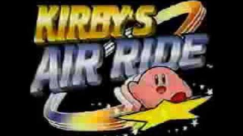 Kirby Air Ride Nintendo Ultra 64 Beta Unreleased! V2