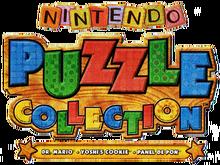 Nintendo Puzzle Collection Logo