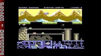 Commodore C64 - Ballfever (1991)