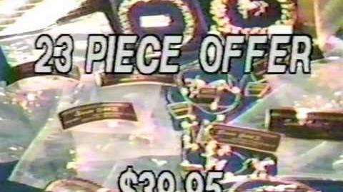 """Santo Gold - """"Blood Circus"""" late-night infomercial (1985) - Part 2 of 2"""