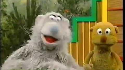 Sesame Park (full episode) 1996