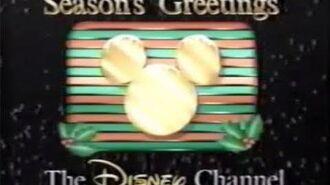 Classic Disney Channel (Christmas Edition)-0