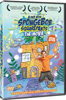 A Day With SpongeBob