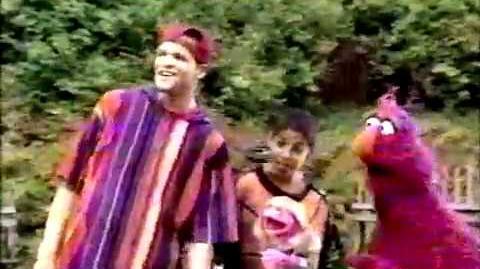 Sesame Street Jam (missing scenes)