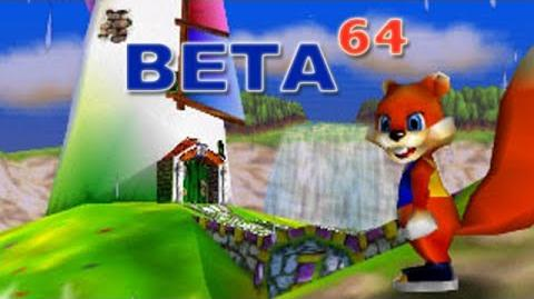 Beta64 - Conker's Bad Fur Day Twelve Tales Live & Reloaded