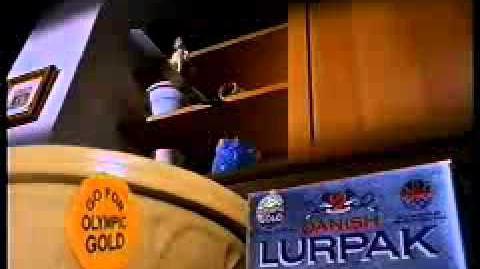 Lurpak - Olympics (1990's, UK)