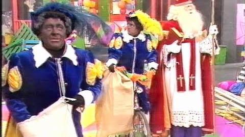 Sesamstraat - Sinterklaas 1990