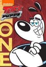 Widescreen DVD Version of T.U.F.F. Puppy Season 1