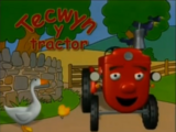 Tecwyn y Tractor (rare Welsh children's series)