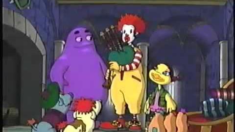 "The Wacky Adventures of Ronald McDonald - ""The Legend 'o McDonaldland Loch""-0"