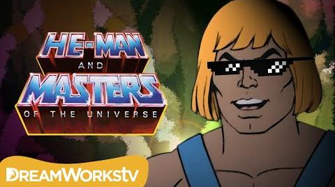 He-Man Dance Party HE-MAN AND THE MASTERS OF THE UNIVERSE