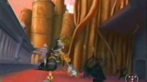 Kingdom Hearts II, Japanese trailer - Tokyo Game Show 2003