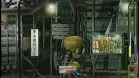 Garage: Bad Dream Adventure (Limited Release 1999 Japanese Point-and-Click Game)