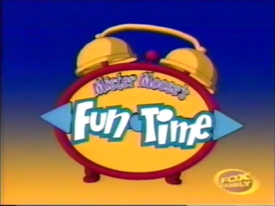 Mister Moose's Fun Time logo