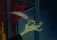 The Secretary's feather